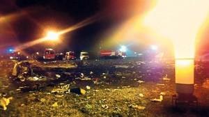 crash in Kazan