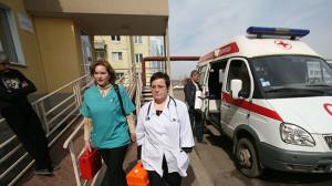 В Новосибирске восемь учеников школы 211 отравились обедом в столовой