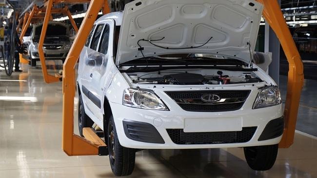 «АвтоВАЗ» разработает пикап на базе автомобиля LADA Largus