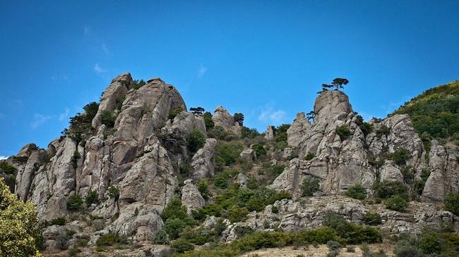 В Крымских горах погиб 13-летний турист из Калуги