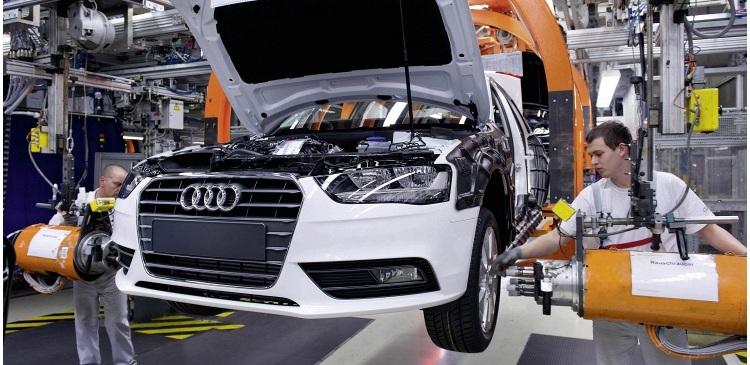 Audi отозвала 70 тысяч автомобилей из-за дефекта в тормозной системе
