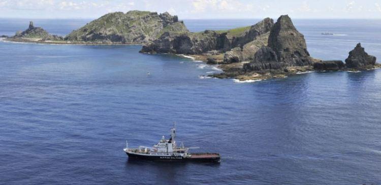 сенкаку острова япония