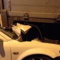 В Иркутске в ДТП с грузовиком погиб 50-летний водитель Honda Accord
