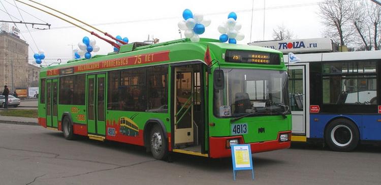 В Москве восстановили движение троллейбусов по маршрутам №18 и №54