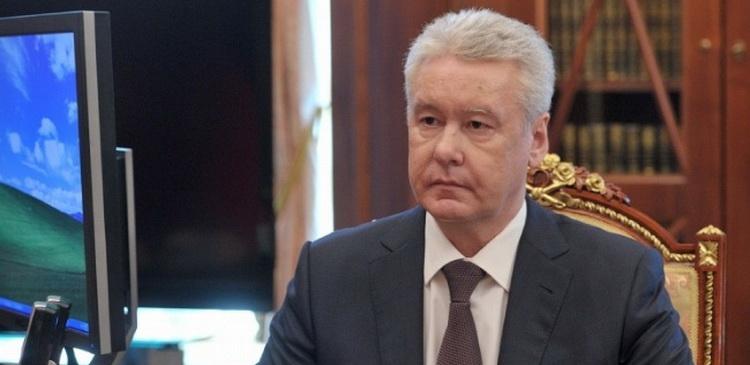Собянин проинспектировал строительство микрорайона «Зеленый бор»