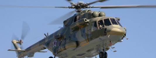 На борту пропавшего в Туве вертолета могли находиться 13 человек