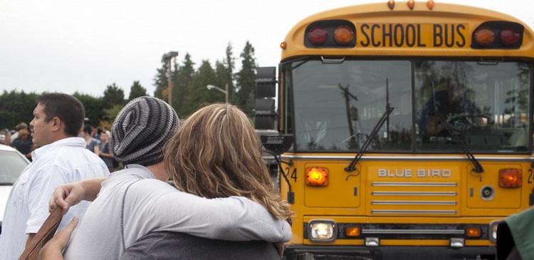 Убивший в американской школе двух подростков стрелок покончил с собой