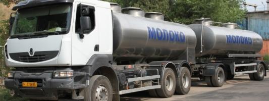 Минсельхоз просит 500 млн рублей на создание пунктов приема молока