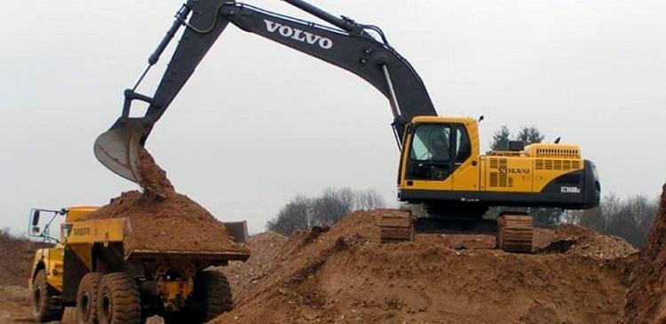 Волгоградского бизнесмена подозревают в незаконной добыче глины