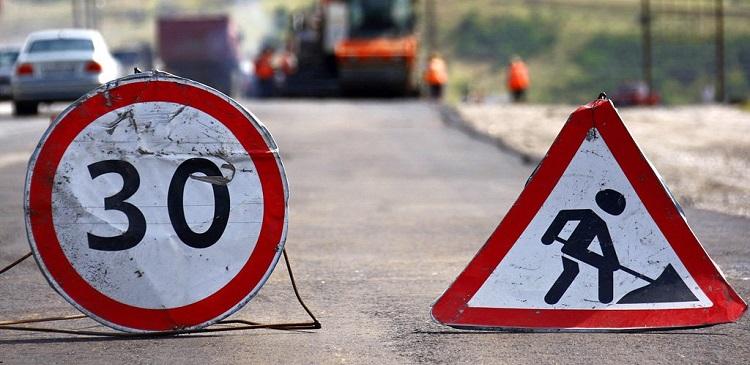 В Екатеринбурге движение по Комвузовской ограничено до 30 ноября