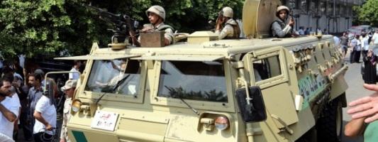 В Египте ввели чрезвычайное положение на севере Синайского полуострова