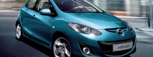 В Мексике запущено производство хэтчбека Mazda 2