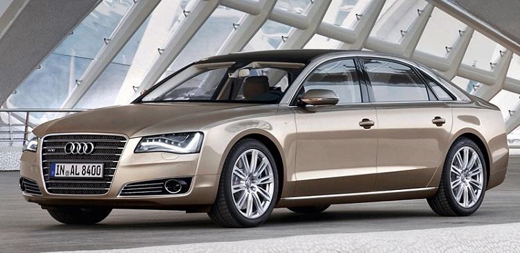 Следующее поколение Audi A8 получит автономную систему управления
