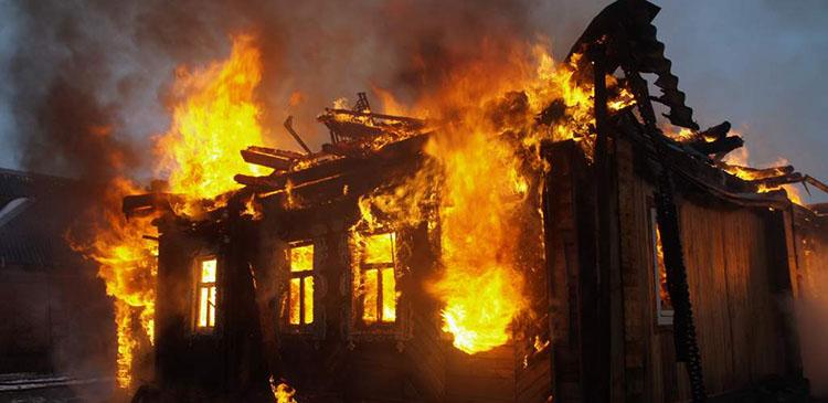 В Екатеринбурге сгорела иконная мастерская Ново-Тихвинского монастыря