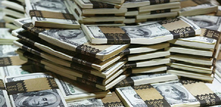 накопленная валюта