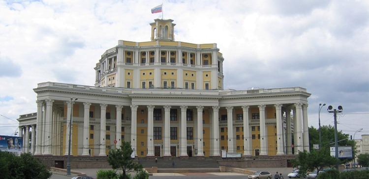 В москве театру российской армии