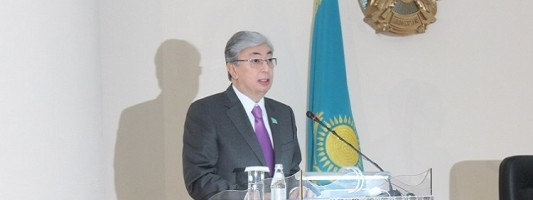 Токаев презентует в ООН съезд лидеров мировых религий