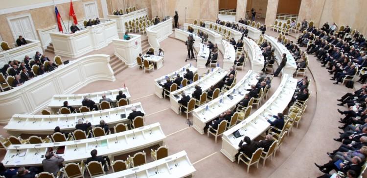 Петербургский ЗакС намерен ввести туристический сбор с иностранцев