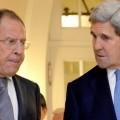 В Женеве началась встреча Сергея Лаврова и Джона Керри