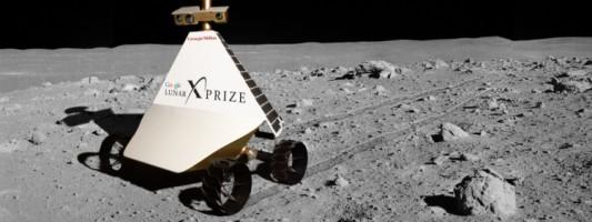 Разработчики луноходов устроят гонки на Луне