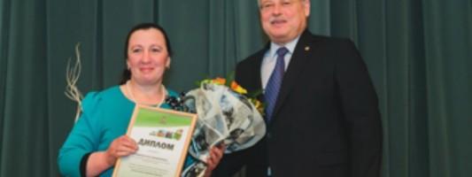В Томской области губернатор наградил победителей конкурса в АПК