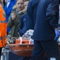 Полузащитника ФК «Манчестер Сити» унесли с поля на носилках