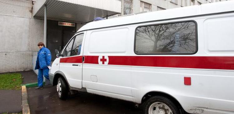 Авария с участием маршрутного такси в