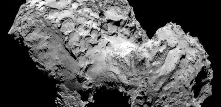 комета чурюмова-герасменко