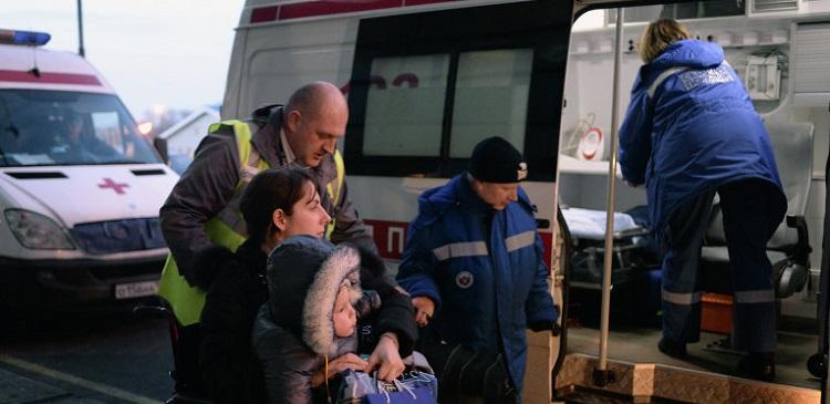 Восемь детей эвакуированы из донбасса