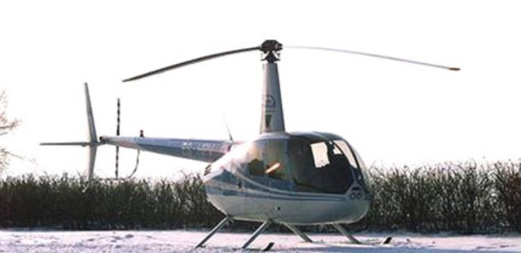 Новосибирск вертолет