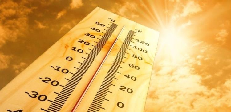На Израиль обрушилась новая волна жары
