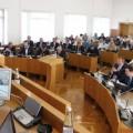 На 42-й сессии вологодского Заксобрания обсудили укрупнение территорий