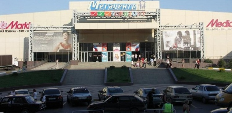В Ростове на парковке у ТЦ «