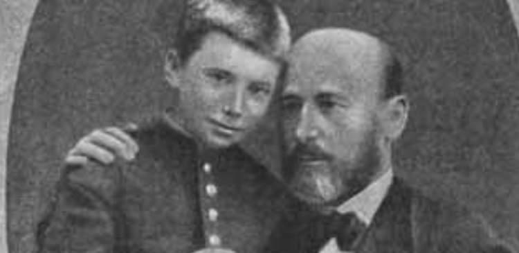 Бутлеров с сыном