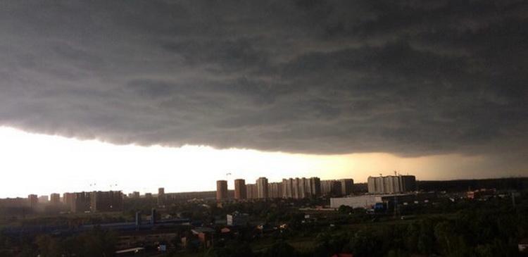 Москва грозы мчс