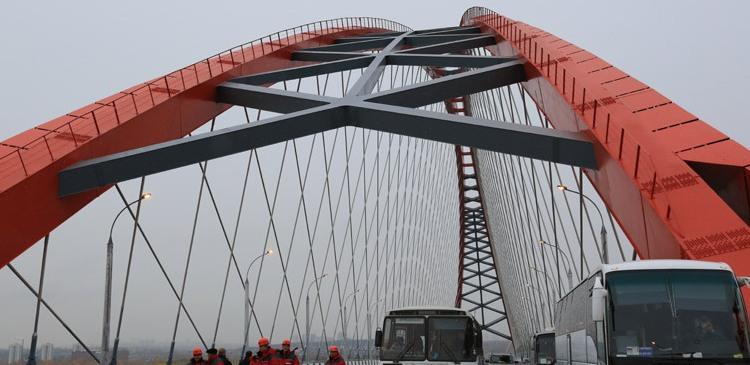 Новосибирск мост
