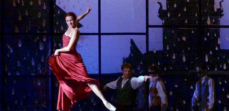 Омск балет