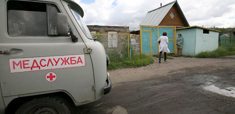 Омск врачи деревня