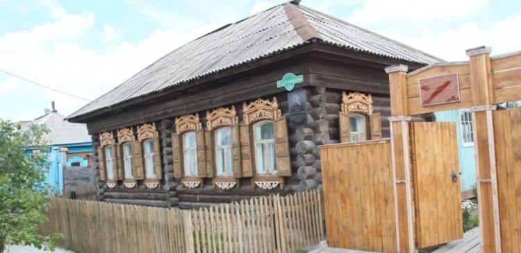 Омск дом музей Ульянова