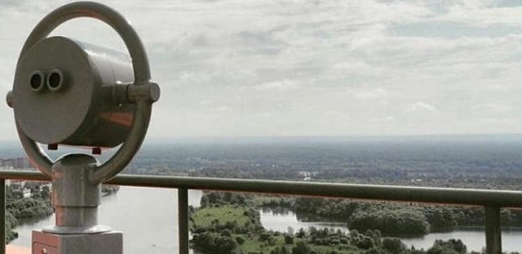 Уфа панорамный бинокль