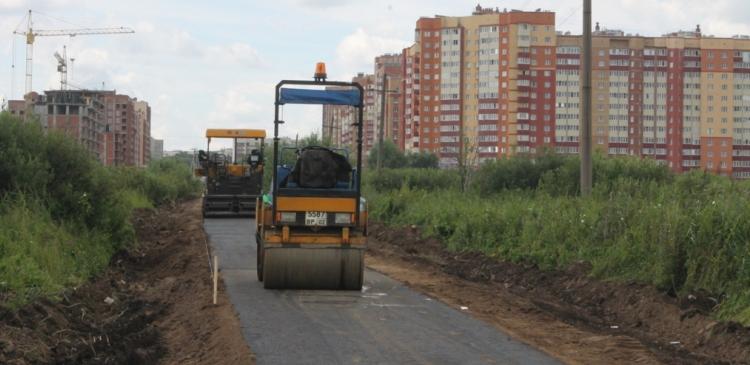Уфа строительство дороги