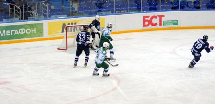 Уфа хоккей