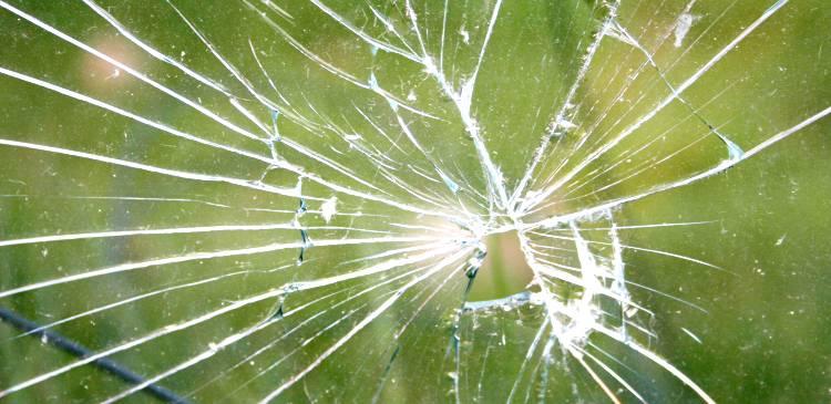 екат битое стекло