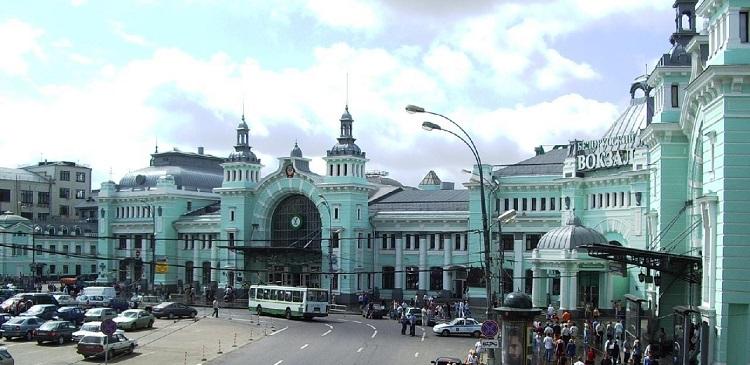 инцидент на Белорусском вокзале