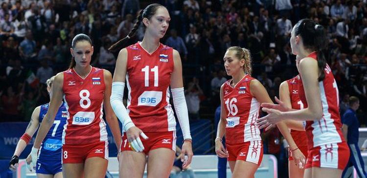 сборная России финал шести