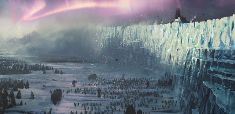 стена игра престолов