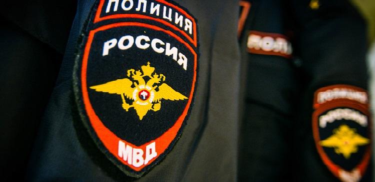 22_полиция полицейские нашивка на одежде
