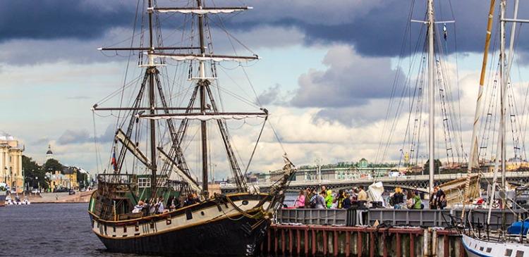 морской фестиваль в петербурге